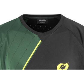 O'Neal Pin It Maillot de cyclisme Homme, black/green